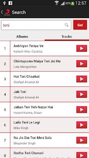 Aplicații Sony Music Caller Tune (.apk) descarcă gratuit pentru Android/PC/Windows screenshot