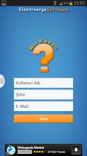 Bil Kazan Bilgi Yarışması