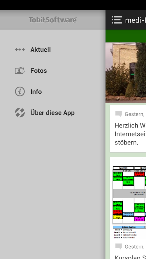 Medi-fit Wettringen - screenshot