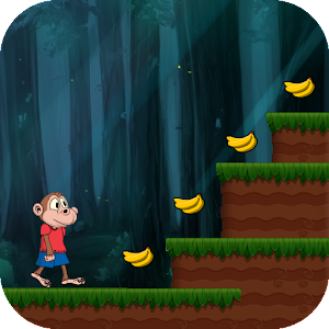 Monkey Adventure LOGO-APP點子