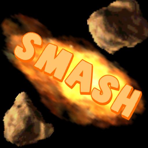 Asteroid Smash LOGO-APP點子