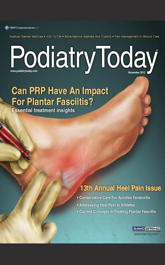 Podiatry Today - screenshot