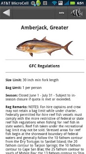 GFC Regulations- screenshot thumbnail