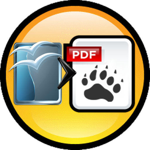 Open Office to PDF Converter LOGO-APP點子