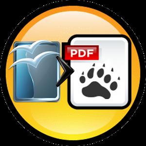Open Office to PDF Converter 商業 App LOGO-硬是要APP