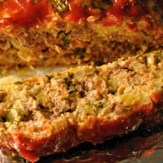 Mexican Meatloaf.