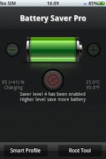 Battery Saver Pro - screenshot thumbnail