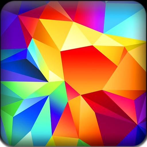 銀河S5動態壁紙 個人化 App LOGO-硬是要APP