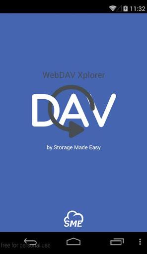SME WebDav Xplorer