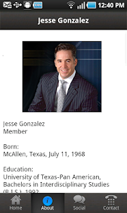 J. Gonzalez Law Firm- screenshot thumbnail