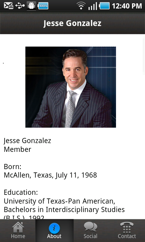 J. Gonzalez Law Firm- screenshot