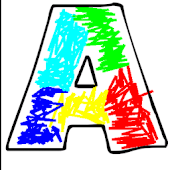 Finger Painting - ABC