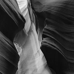 by M. Awais Khan - Black & White Landscapes