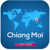 Chiang Mai Guide, Hotels, Map