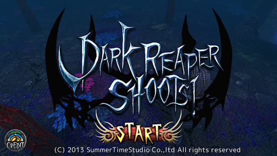 Dark Reaper Shoots! Mod (Unlimited Money) v1.0 APK
