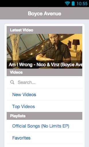 Boyce Avenue Music Videos Free