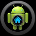 Apex Blue Circle Theme icon