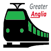 Live Train Greater Anglia