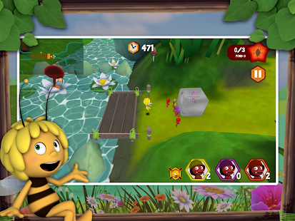 Maya the bee: The Ant's Quest - screenshot thumbnail