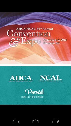 AHCA NCAL 2013 Handouts