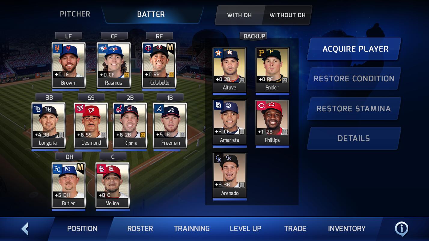 MLB Perfect Inning - screenshot