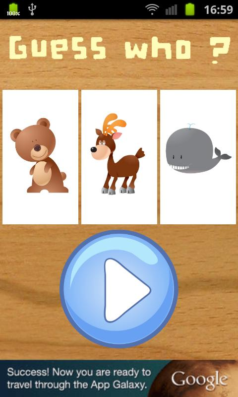 Mini Zoo Kid Lite- screenshot