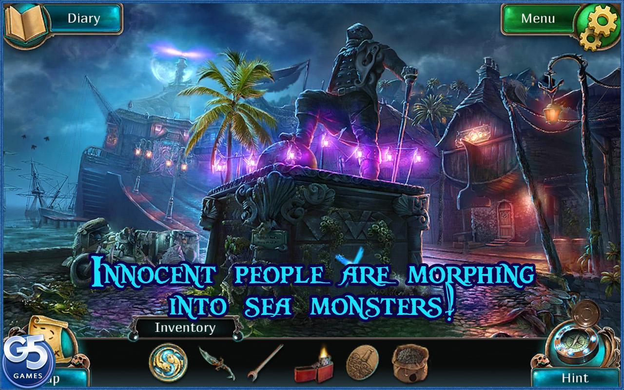 Nightmares from the Deep® 2 screenshot #12