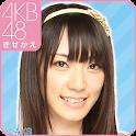 AKB48きせかえ(公式)松井咲子ライブ壁紙-MG- icon