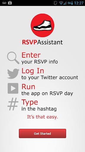 RSVP Assistant