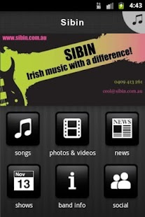 Sibin - screenshot thumbnail