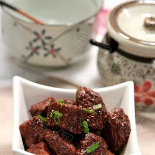 Five Spice Beef 五香牛肉.