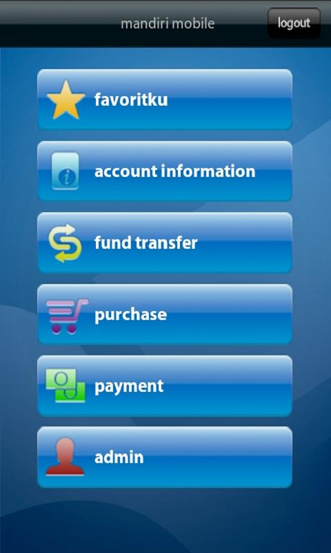 M Banking Mandiri