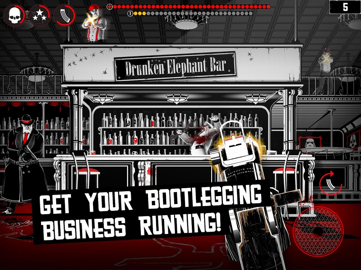 Overkill Mafia - screenshot