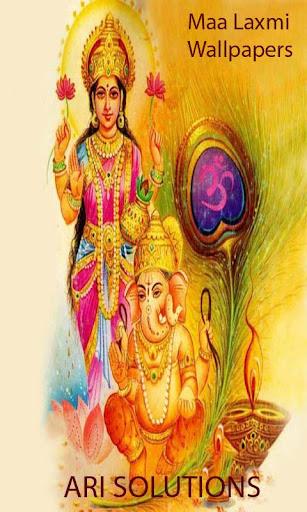 Maa Laxmi Wallpaper App