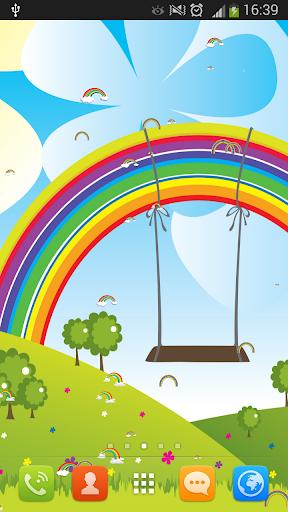彩虹动态壁纸