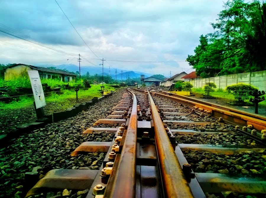 railway by Dwi Haris Fitriansyah - Instagram & Mobile Other