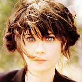 Zooey Deschanel Gorgeous Girls