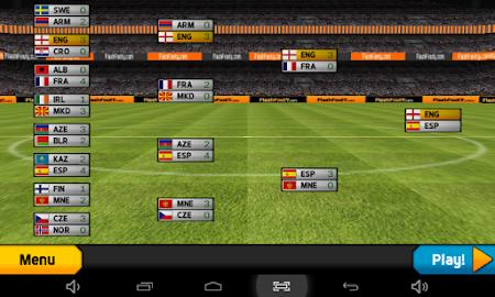 Goalkeeper Premier Soccer Game 1.08 screenshot 644333