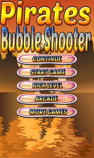 Pirates Bubble Shooter
