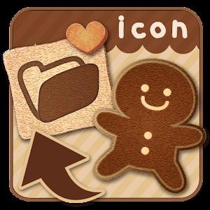 个人化のきせかえDECOR★クッキーアイコン LOGO-記事Game