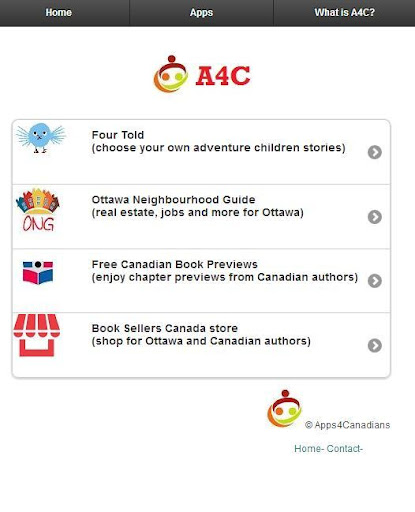 Apps 4 Canadians