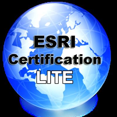 ESRI Certification Lite
