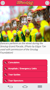 Sinulog Guide - screenshot thumbnail