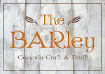 Logo for The BARley Colorado Craft & Draft