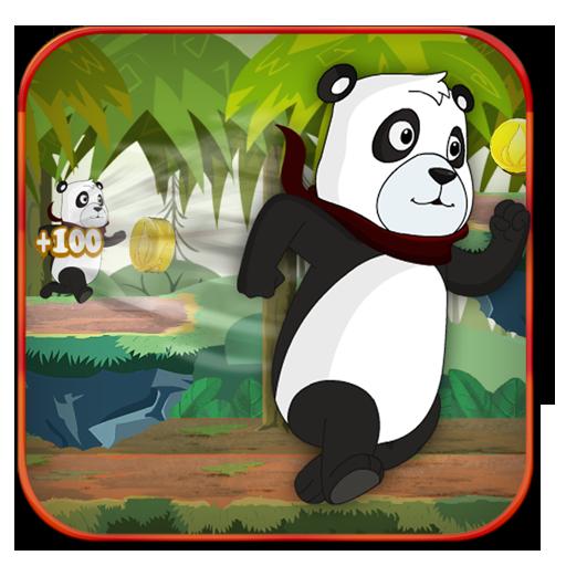 Panda Ayı Yogi Run HD 冒險 App LOGO-硬是要APP