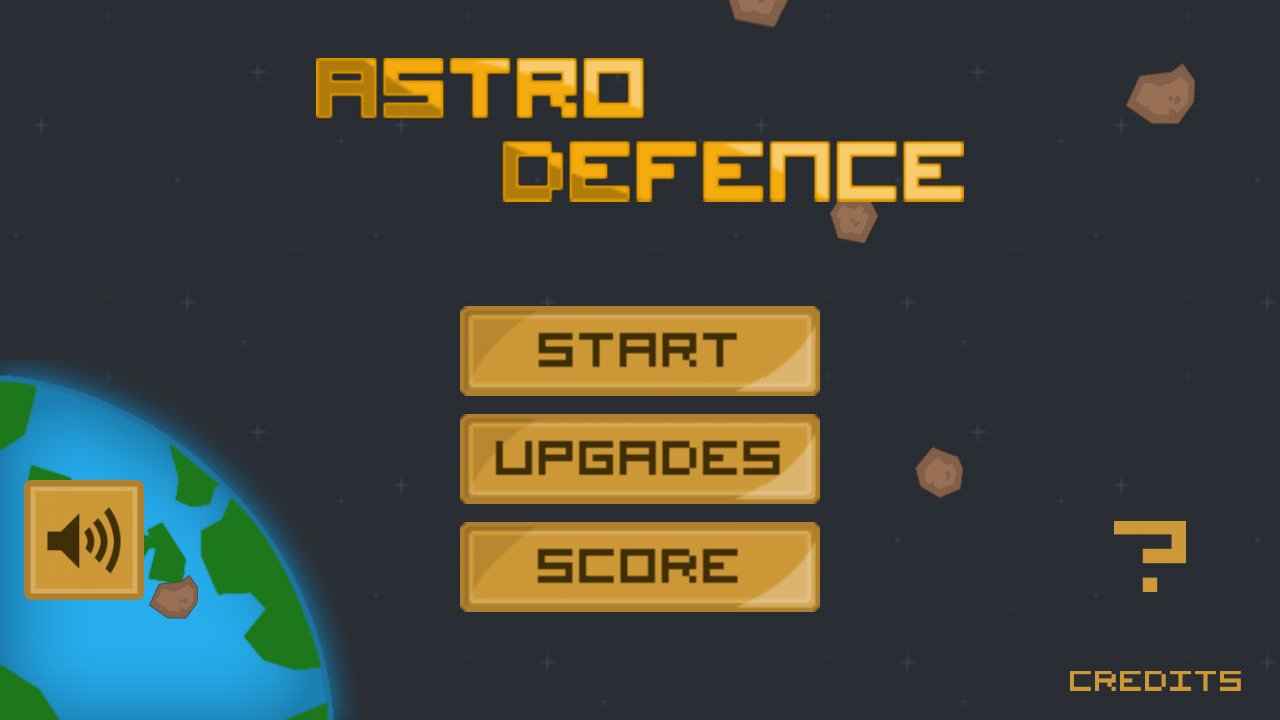 Astro Defence - screenshot