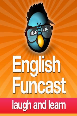 学习英语的Funcast