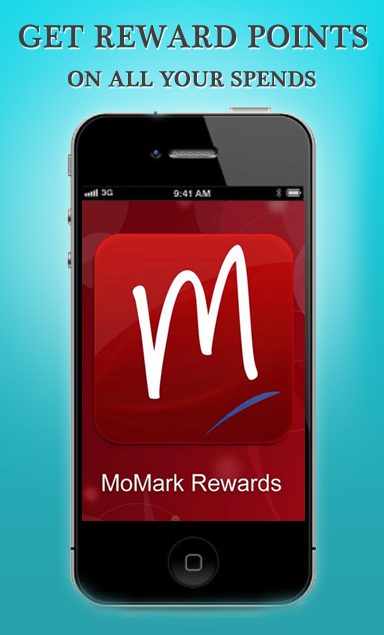 MoMark Rewards- screenshot
