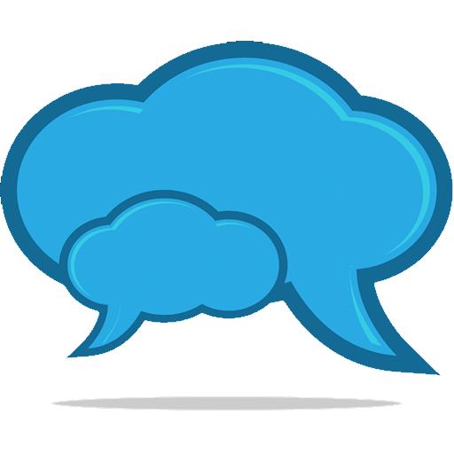 Cloudchat Messenger (Betà) LOGO-APP點子