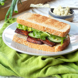 Vegan Cucumber Sandwiches Recipes.